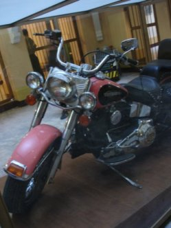 Escobars Harley