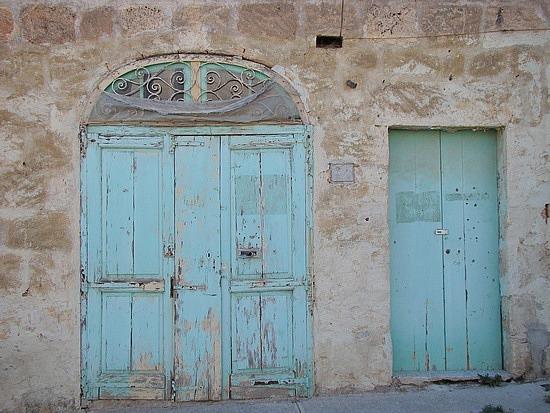 Characteristic Doors of Malta
