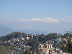 Kangchenjunga - the highest mountain peak in India